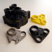 3D printed replacement water pump part 2 image